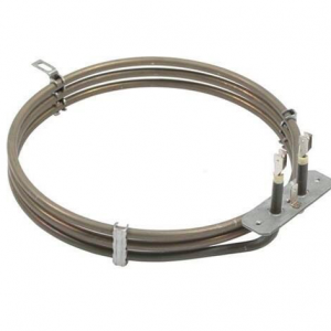 Fan Oven Element 2500W 3 Turn EGO ELE9342 CDA Caple Elba Homark Prestige Kenwood Tecnik Candy Hoover Delongi 2