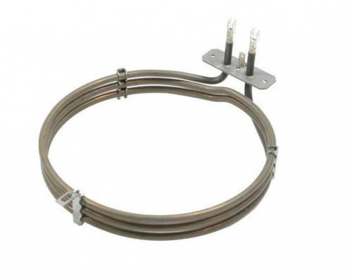 Fan Oven Element 2500W 3 Turn EGO ELE9342 CDA Caple Elba Homark Prestige Kenwood Tecnik Candy Hoover Delongi 3