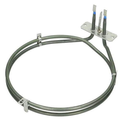 Genuine Fan Oven Element 2000W Replacement 2 Turn Indesit Hotpoint Cannon Creda Ariston Merlonis MERC00084399 HPTC00084399 C00084399