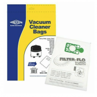 NVM-1CH Filter-Flo Synthetic Dust Bags Pack Of 10 Compatible BAG309