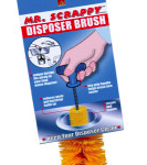 Mr Scrappy Waste Disposal Brush