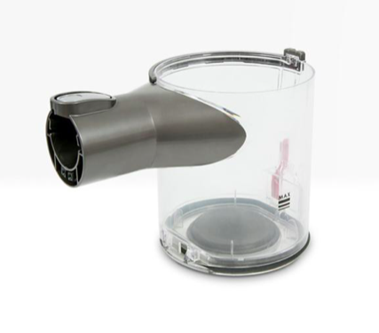 Dyson Vacuum Cleaner Dirt Container Assembly - 0.4 Litre 966080-01