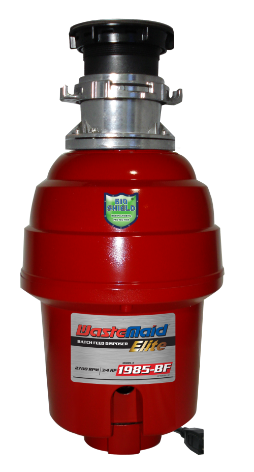 Wastemaid Elite 1985-BF Deluxe Waste Disposal Unit