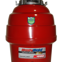 Wastemaid Elite 1880-AS Heavy Duty Waste Disposal Unit