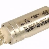 ariston tumble dryer motor run capacitor ducati 9uf tag metal case